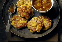 Recipes / Recipes for vegetable gluts. Vegetarian,and pescatarian.
