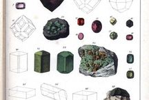 crystal treasure obsession... / Branding research for Call Me Faith