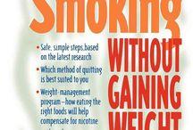 Stop rook en eetgewoontes