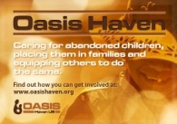 Oasis Haven Orphanage, South Africa. SOSA Supported organisation. / SOSA Support have been supporting Oasis Haven since 2006.