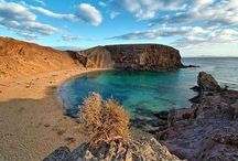 Playas de Papagayo / Papagayo Beaches / Paradisiacal beaches of Papagayo in #Lanzarote
