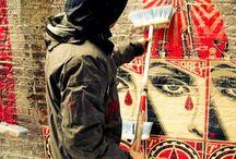 Obey - Urban Art