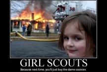Girl Scout Stuff / by Eileen Cairo