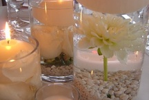 Candles / THE ambiance that candles bring is heavenly!