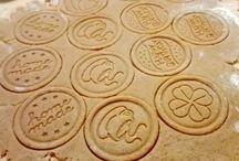 sušienky, keksíky