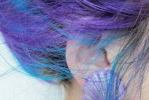 Hair seapunk