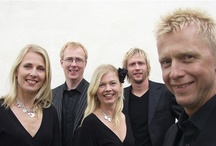 The Acappella Nook / My favourite acappella bands, past and present - all in one Pinterest nook!
