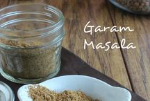 Condiments, Spices & Homemade Mixes