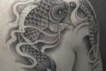 My Tattoos / Tattoos / by Sertan Arığ
