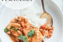 Dinner recipes / Chicken tikka masala