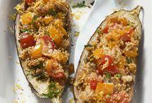 Food- Quinoa, Bulgur, Couscous