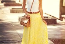Summer & Spring Fashion / Most beautiful time of the year!