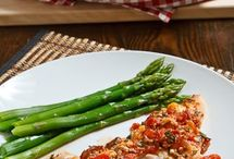 Main Meals - Seafood