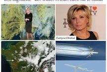 Géo ingénierie ✈ / Comme toute chose  » la Géo ingénierie provoque une cause à effets.  La cause → Changer le climat  L'effet → Les répercutions qu'elle peuvent avoir sur la terre.
