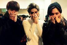 Minho, Jong-hyun, Taemin