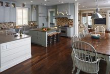 New Construction - Beach Home / Cabinet Design by: Mary Calvin