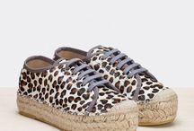 Platte schoenen zomer