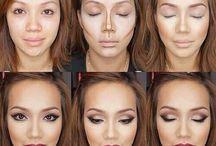 Face Highlights / face needs highlight, so here's away!