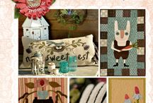 Simply Vintage #14 / Quilts & Crafts http://www.quiltmania.com/simply-vintage-magazine.html