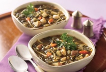 soup, chili and stews  / by Leslie Jones