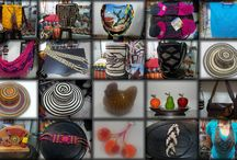 artesanias wayuu / son de la guajira los wayuu, coloridas mochilas http://ventamochilaswayuu.blogspot.com/2014/01/artesanias-wayuu.html