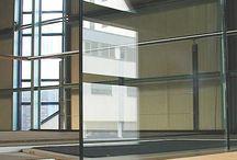 glass architectural details