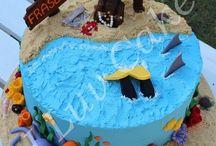 festa tubarões