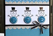 Button Buddies Card Ideas / by Laurie Graham: Avon Rep