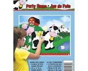 Barnyard or farm animal themed parties / Old macdonald had a farm............  and with this party we should have: