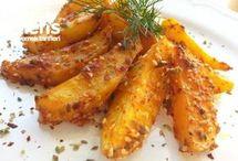 fırın patates