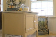 kitchen remodel / by Linda N