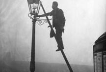 Gas Lamps & London