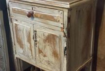 DRESSERS & CABINETS / From our Atelier Ginger&Cinnamon All beautiful restyled (antique) dressers chests and commodes