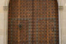 World wooden doors