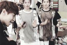 E X O / Baby boys from EXO Planet❤️