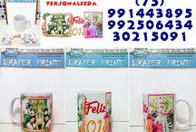 Canecas brancas personalizada braper prints / Braper Prints Estampados Cesta Café Da Manhã (75) 991443895 / 992506434 / 30215091 Serigrafia - Sublimação - Transfer Caneca, Copos Long Drink, Camisas Almofadas,Banner, Azulejos, Bonés,  Sandalias, Squeeze, Capa de Celular