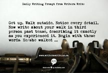 Writing / by Katherine Fehlman