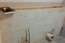 Before and After / Sanitary Ware and Tiling