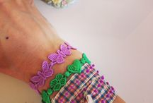 Armparty / Bracelets, friendship, beads and colours. Love, energy and happiness