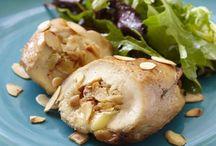 Pok pok pooook : chicken recipes / by Cindy Béland