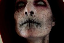 Horror/Macabre/Terrifying Makeup