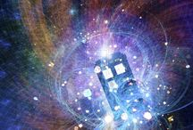 wibbly wobbly timey wimey / all things Doctor Who that I've been involved in - art, podcasts, etc.