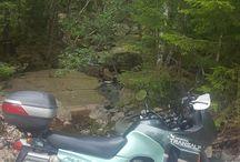 My Honda Transalp