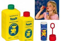 Pustefix Bolle di sapone