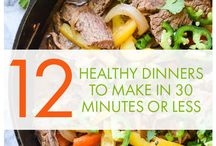 Meal planning in 12 mints
