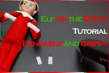 Elf on the shelf / by Kara Marquand