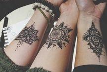 Τατουάζ για κολλητούς