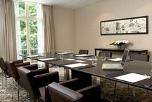 GROUP &  MEETING ROOMS / by Trianon Palace Versailles, A Waldorf Astoria Hotel
