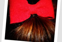 Hair/Bows / by Lisa Heiser