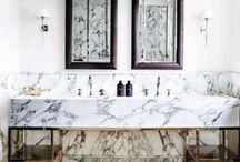Overflater: sten, flis og marmor / Vakre overflater i solide materialer